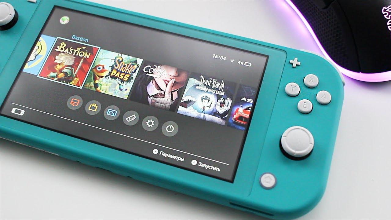 Nintendo Switch Lite | Gamepark
