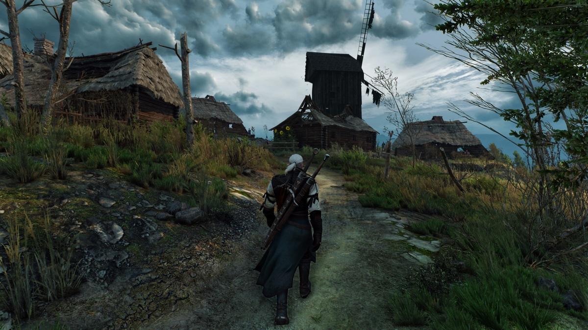 Игры с открытым миром Ведьмак 3: Дикая Охота