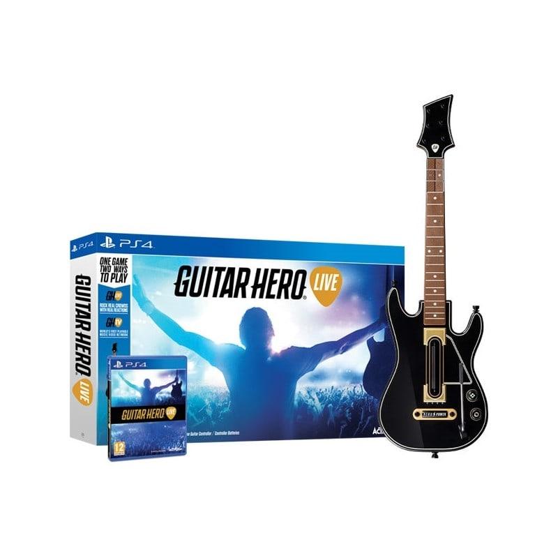 Подарить геймеру гитару для ps на новый год