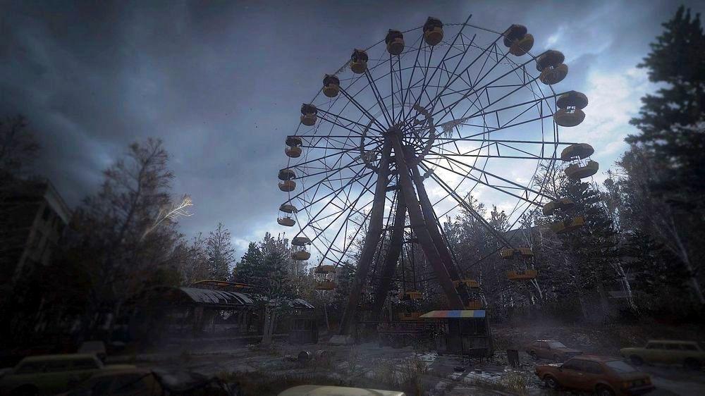 Подборка лучших игр про Чернобыль